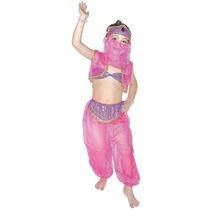 Disfraz De Princesa Arabe Talla 6 , Nuevo!carnavalito!