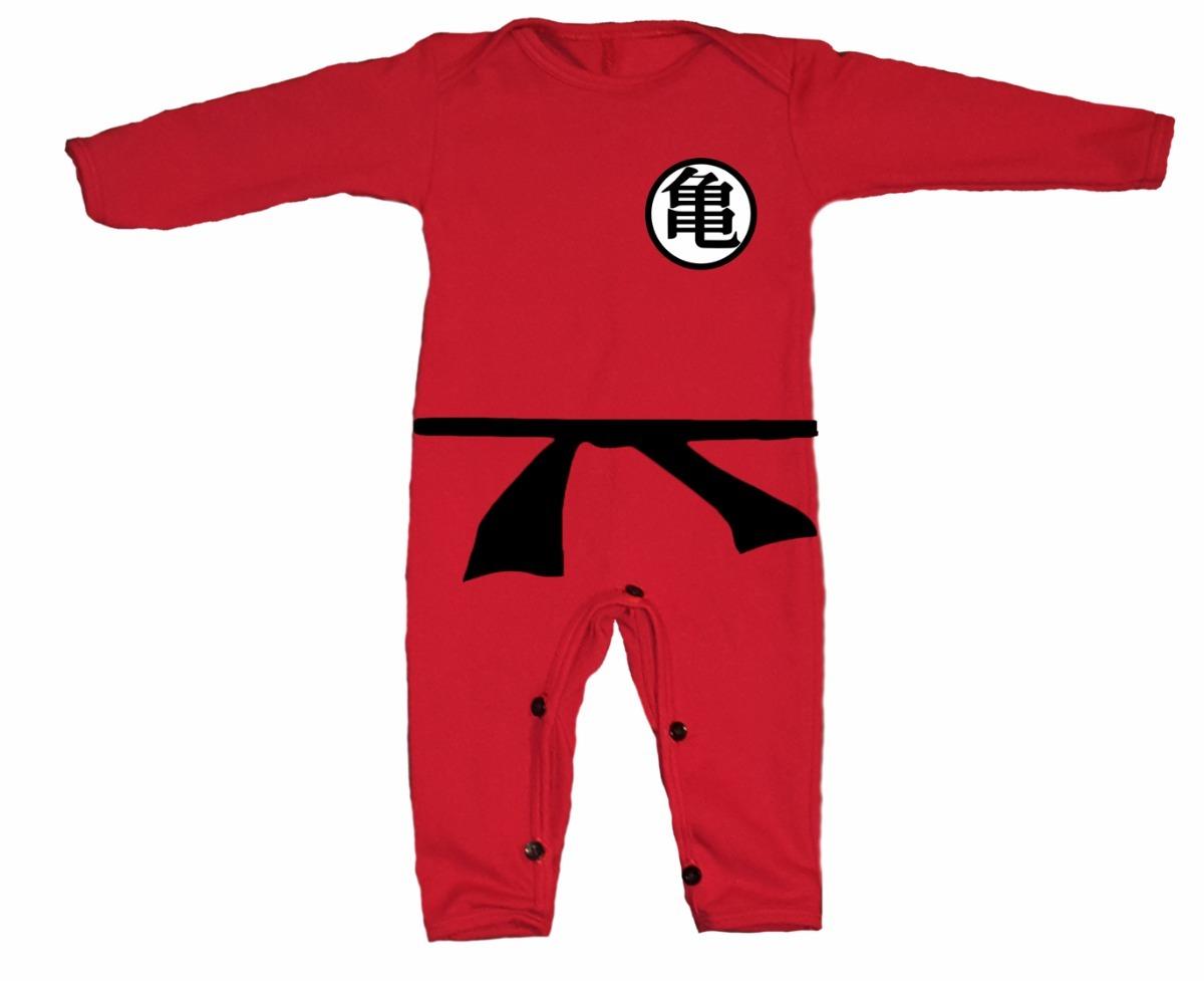 Disfraces Para Bebes - Mameluco De Goku Rojo Y Mas... -   189.00 en ... fe1b6f7b7d3f