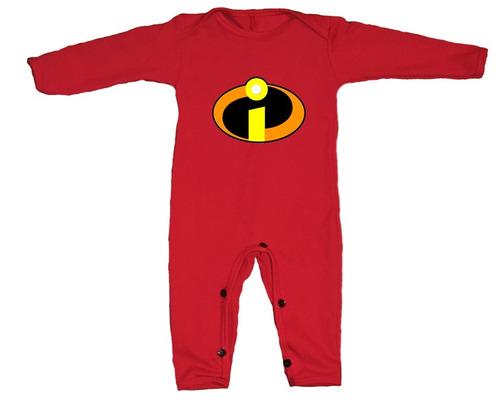 disfraces para bebes- mameluco jack jack - los increibles