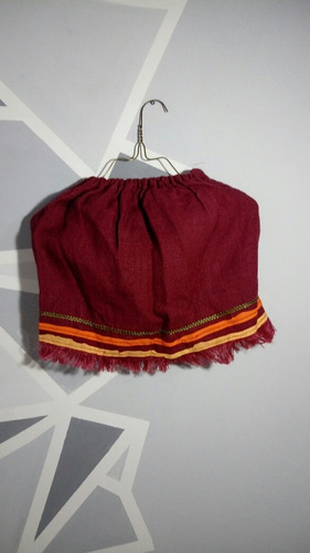disfraces patrios (niño/niña)