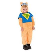 Disfraz De Winnie The Pooh Talla: 12 M- Marca: Disney Store