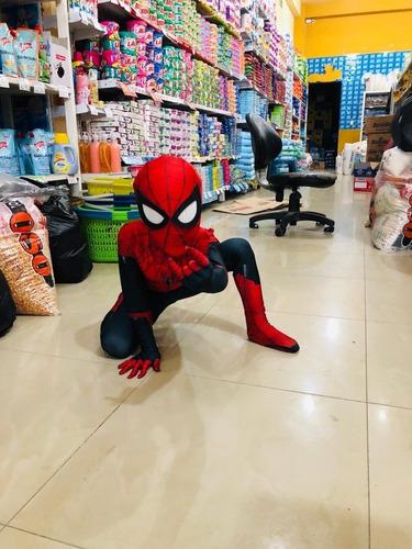 disfras  traje cosplay spider lejos de casa estreno