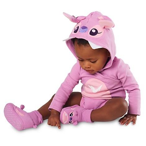 Disfraz angel de lilo y stitch bebe disney store traje - Disfraz de angel nino ...