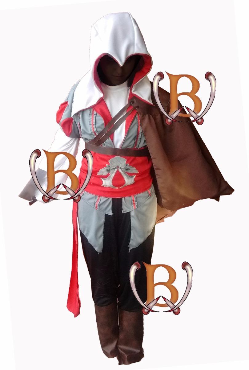 disfraz assassins creed ezio aguilar altair niños c accesori. Cargando zoom. 72c5a09d518b
