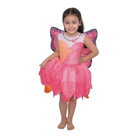 Disfraz Barbie Mariposa New Toys Rosa T0 9050