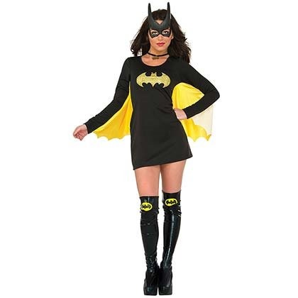 disfraz de batman chica