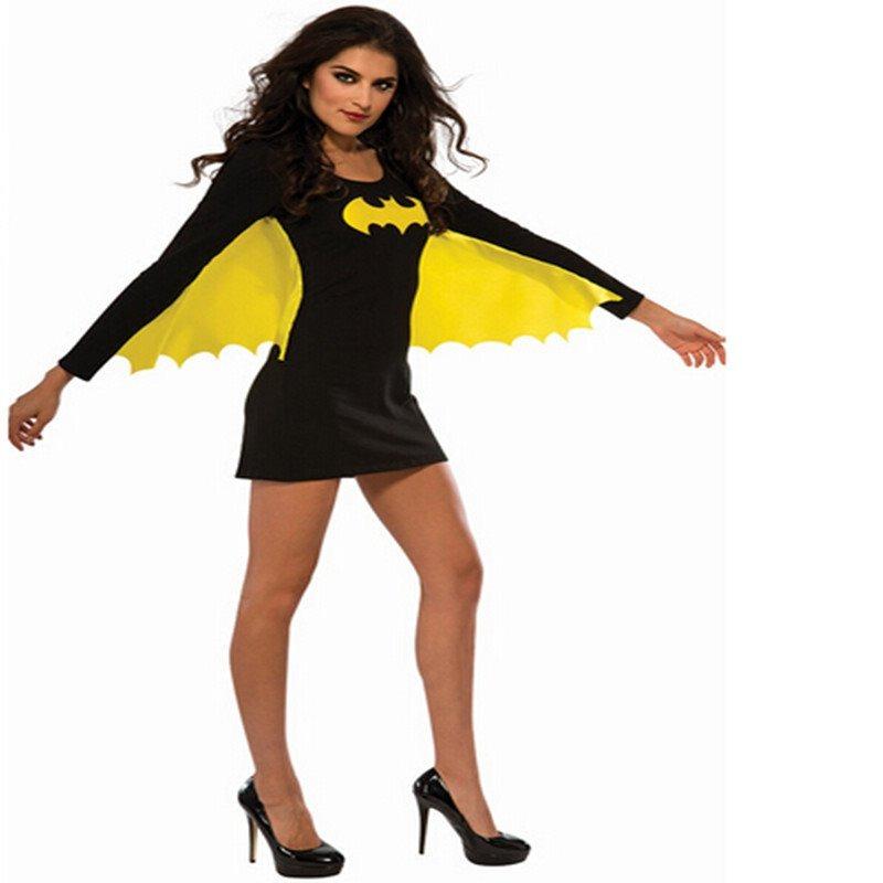 Disfraz Batgirl Talla Chica Batman Mujer Halloween