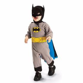 Disfraz Batman Halloween Dc Comics Cosplay Infantil