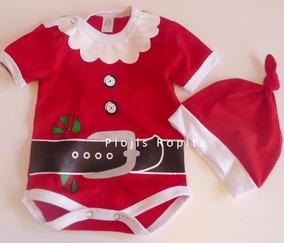 c551ca99d Traje Papa Noel Bebe - Ropa y Calzado para Bebés en Mercado Libre Argentina