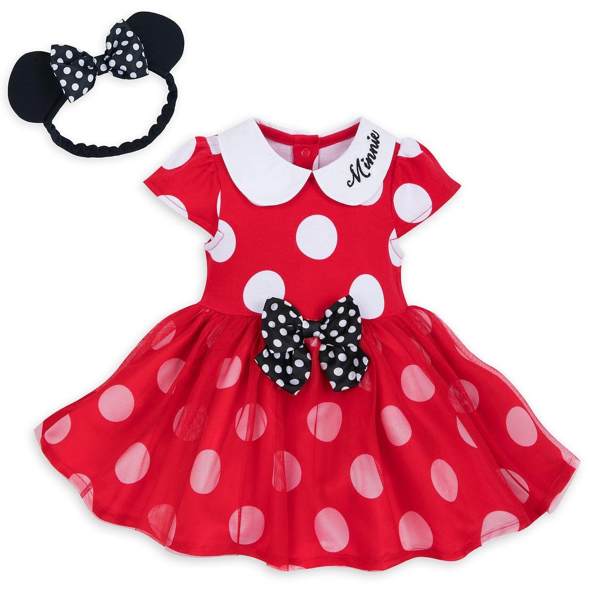 5e4ad113577 Disfraz bebe minnie mouse vestido rojo mimi disney store cargando zoom jpg  1200x1200 Disney fotos de