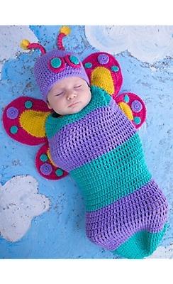 disfraz bebe nia halloween mariposa