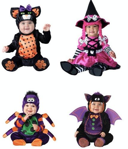Disfraz bebe ni o ni a disfraces halloween dia de brujas - Disfraces bebe halloween ...