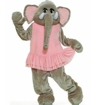 disfraz / botarga de elefante para adultos envio gratis 1