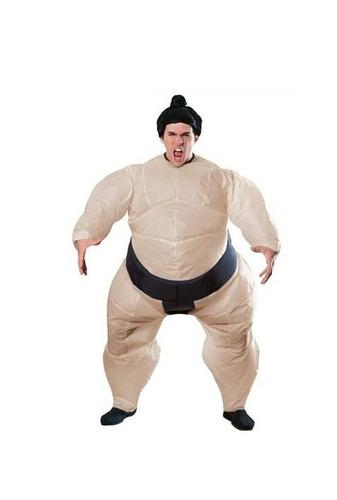 disfraz botarga de luchador de sumo adulto