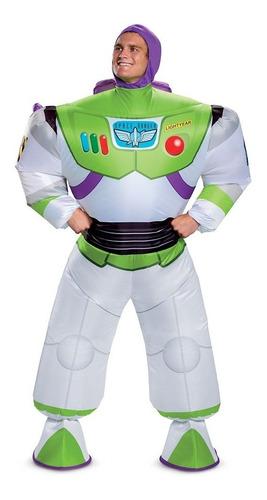 disfraz buzz ligthyear inflable toy story adulto disney sto