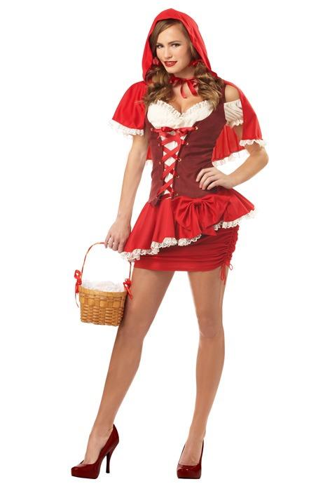 4776cc836e9c8 Disfraz California Costumes Caperucita Roja Para Adulto L X ...