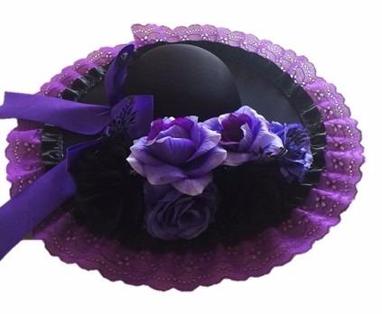 Disfraz Catrina Niña Con Sombrero Halloween Envío Gratis