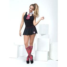 Disfraz Colegiala Mujer Erotico Juegos Vestido  Sexshop