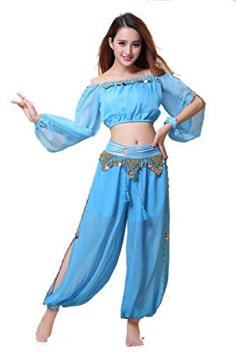 cbdfe2994aa3 Disfraz Danza Del Vientre Para Mujer, Talla: Única,