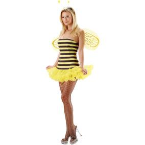 aa69f1c945c9 Disfraz De Abeja Sexy Para Mujer, Talla: S/m, Halloween