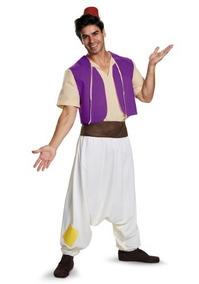 2c29fb174 Disfraz De Aladino Aladdin Arabe Sultan Para Adultos 1