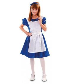 a765f0841 Disfraz Alicia En El Pais De Las Maravillas - Disfraces en Mercado ...