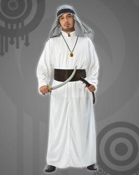 encontrar árabe disfraz