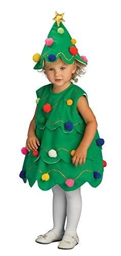 Disfraz de arbol de navidad para ni os 1 en for Arbol navidad infantil