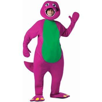 disfraz de barney para adultos, envio gratis