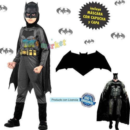 disfraz de batman nueva pelicula con mascara sulamericana
