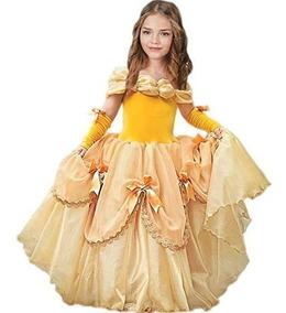 Vestidos De Bella Disfraces Ninas Recuerdos Cotillón Y
