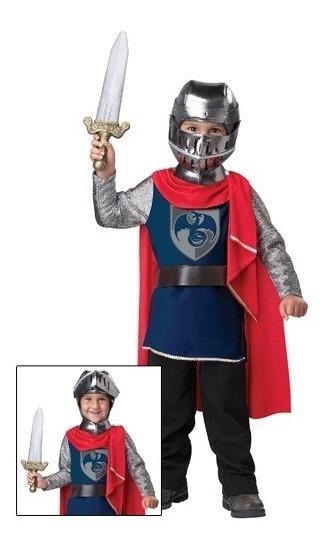 efcfc4e6d Disfraz De Caballero Medieval Renacimiento Para Niños 13