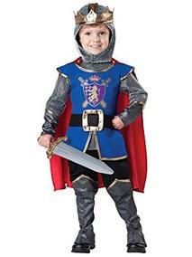 f47c94d9a Disfraz De Caballero Medieval Renacimiento Rey Para Niños T2