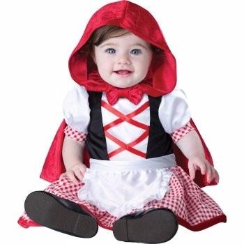 Disfraz de caperucita roja para bebes envio gratis - Disfraz bebe caperucita roja ...