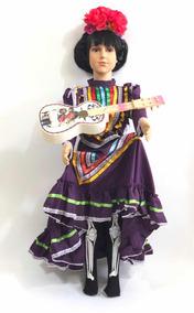Vestidos de catrinas mexicanas modernas
