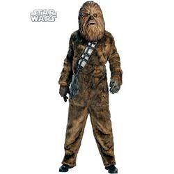 disfraz de chewbacca de star wars para adultos envio gratis