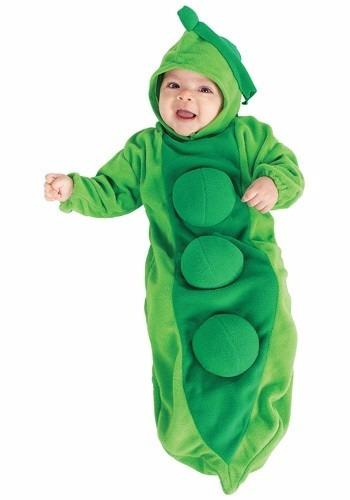 disfraz de chicharo para bebes envio gratis