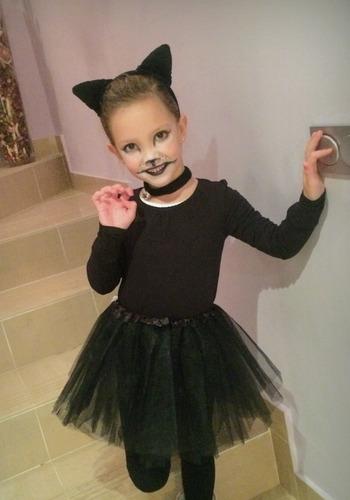 disfraz de conejita para niña.