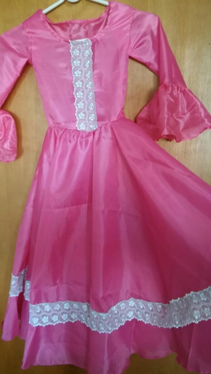 Disfraz De Dama Antigua - $ 650,00 en Mercado Libre