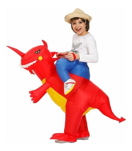 disfraz de dinosaurio inflable kooy disfraces de fiesta de h