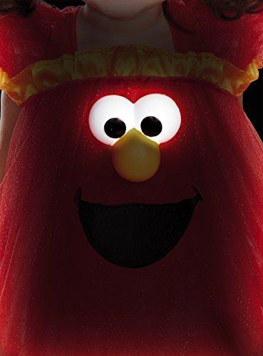Disfraz De Disfraces De Sesame Street Volantes Luz De Elmo N