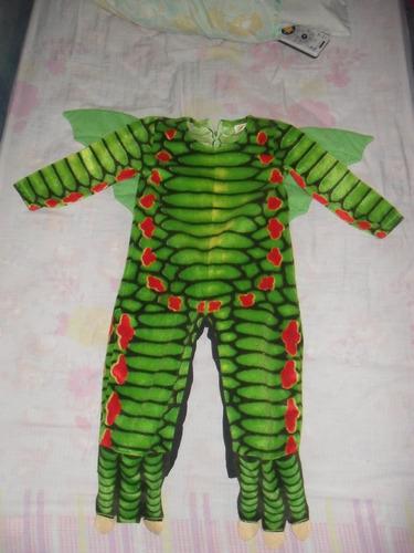 disfraz de dragon