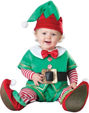 Disfraz de duende de santa claus para bebes envio gratis - Disfraz de santa claus para nino ...