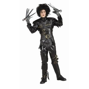 disfraz de edward scissorhands manos de tijera p/ adultos 1