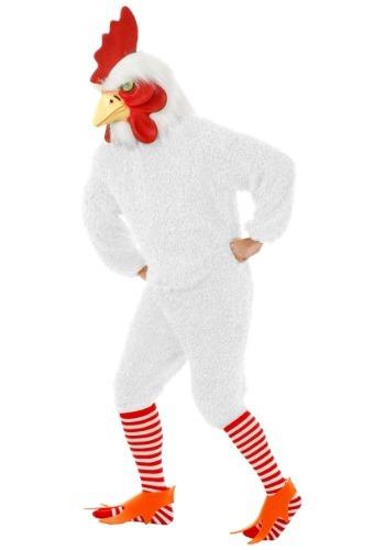 disfraz de gallo, pollo para adultos, envio gratis