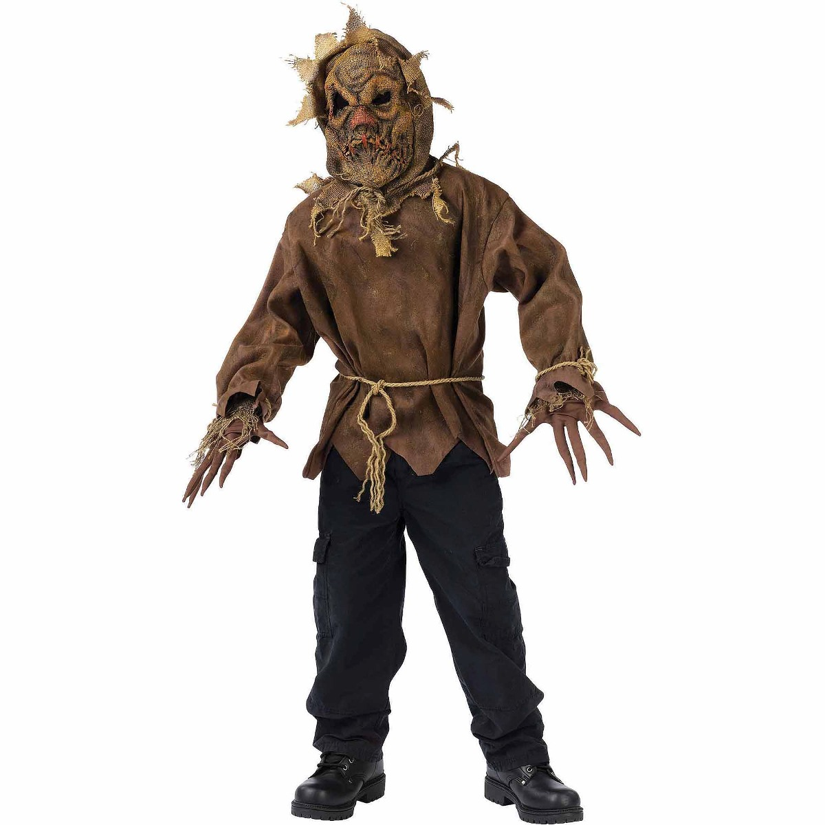 Disfraz De Halloween De Nio Espantapjaros 241900 en Mercado Libre