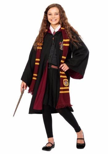 Disfraz De Harry Potter Gryffindor Hermione Para Ni 241 As 1
