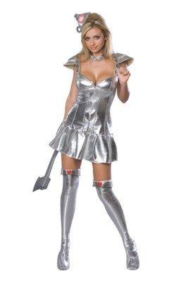 Disfraz De Hombre De Lata Mago De Oz Para Mujer 5a0f4618587