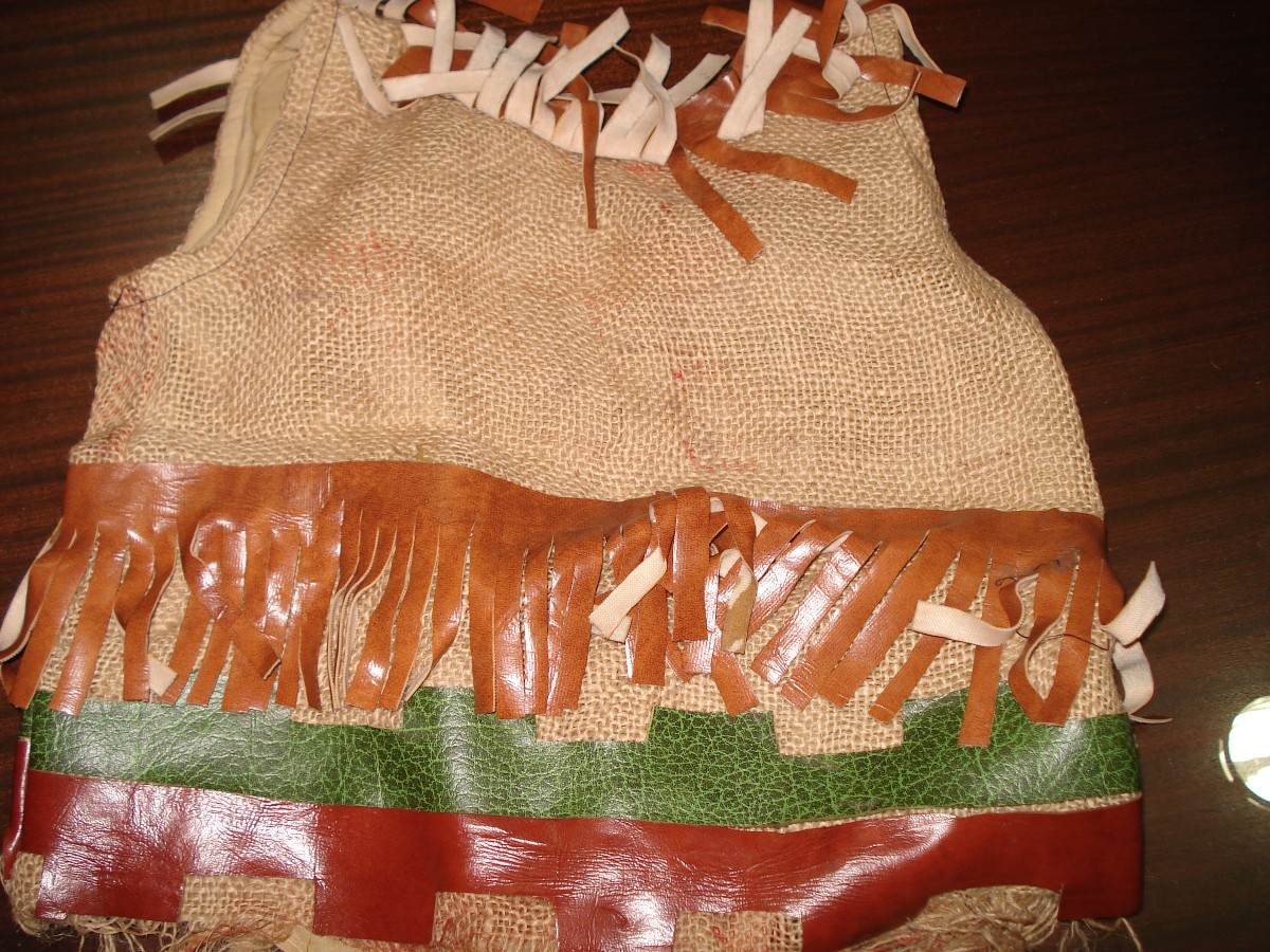 Disfraz De India Nena 17000 En Mercado Libre - Hacer-disfraz-india