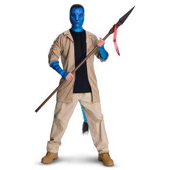 disfraz de jake sully de avatar para adultos envio gratis